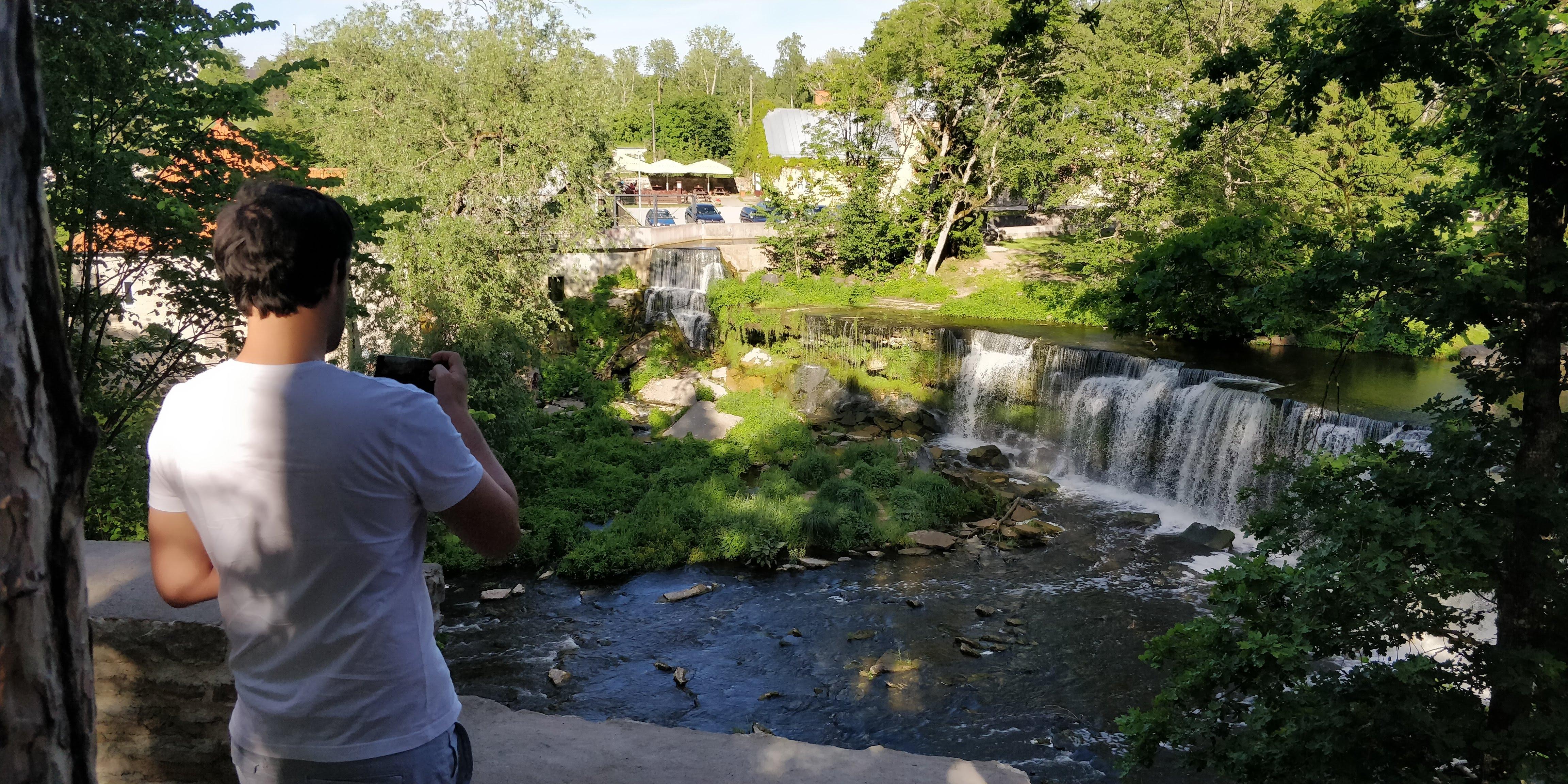 Keila Waterfall